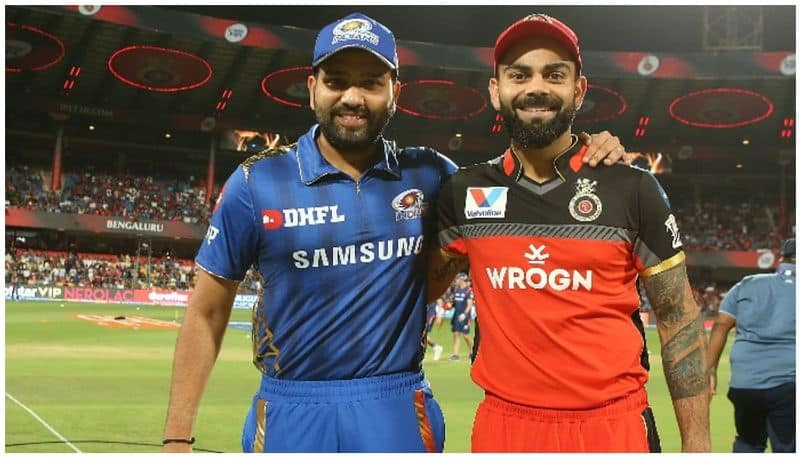 IPL 2019  MI won the toss and elected  fielding first against RCB
