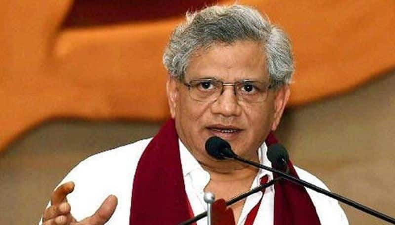 CPIM refuses to congratulate BJP for win manufactures fear psychosis