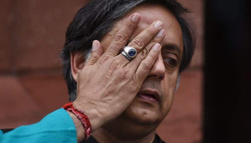 Religion proves too heavy for Shashi Tharoor to lift