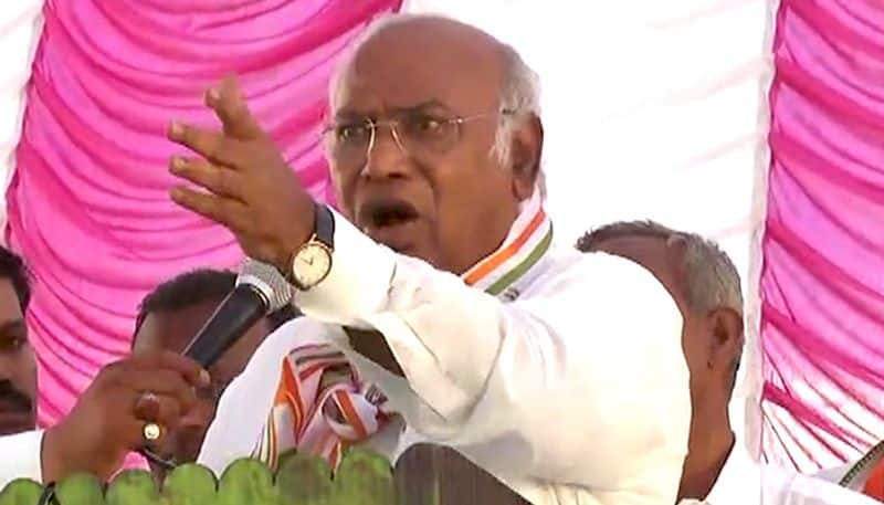 With threats ignominious defeat Kalaburagi Mallikarjun Kharge on the edge