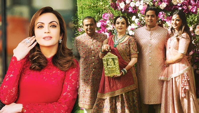 nita ambani shares her secret family doctor told her she will never become pregnant