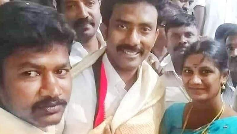 OPS SON declared as Theni MP