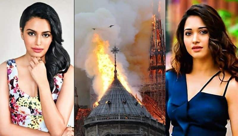 Swara Bhasker to Rishi Kapoor: Bollywood celebs reacts to Notre Dame fire