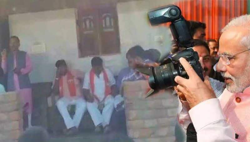 BJP Leader Says PM Modi Has Installed Cameras In Polling Booth