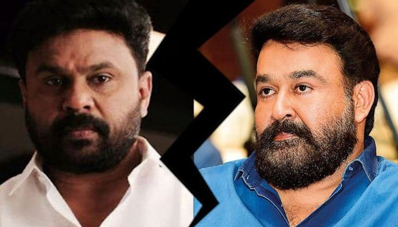 Dileep considers Mohanlal as his enemy, claims film journalist Pallisseri