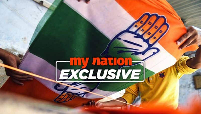 Election commission complaint against congress party using national flag with symbol as unconstitutional