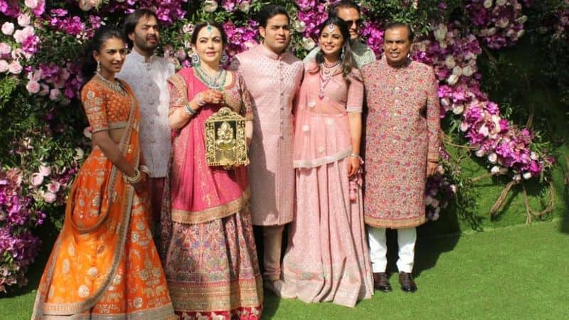 This Ambani family member recently got fat-shamed while posing with his girlfriend
