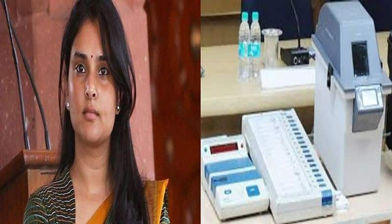 Congress Social Media Head Ramya can Vote in Mandya