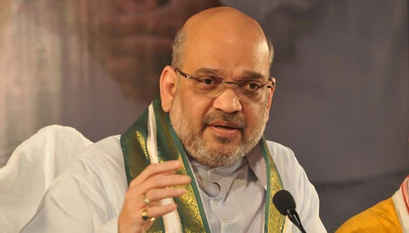 Nation security is BJP supreme priority: Amit Shah