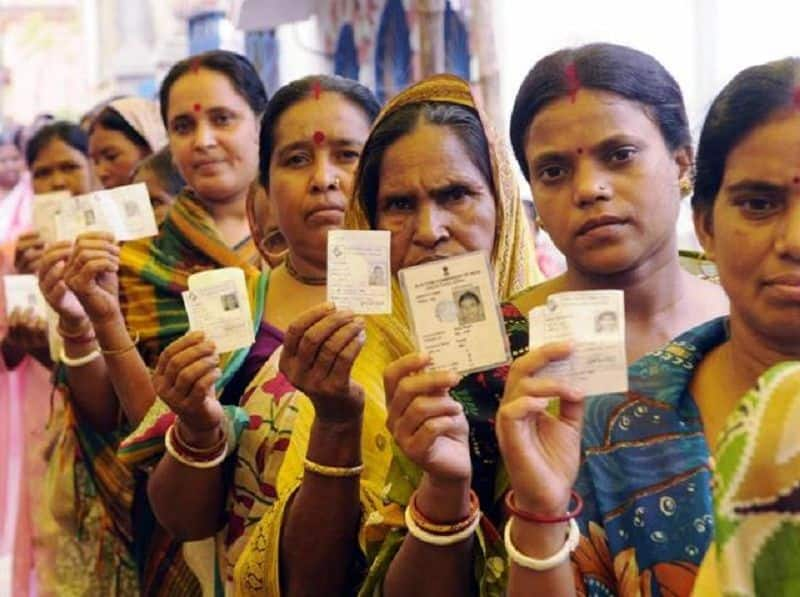 Polling start for the second phase general election in 97 seats in country