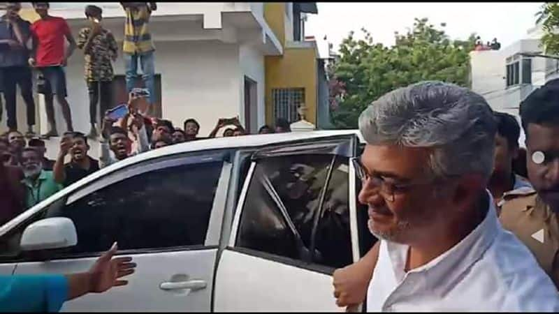 musician rajesh special song dedicated for ajith