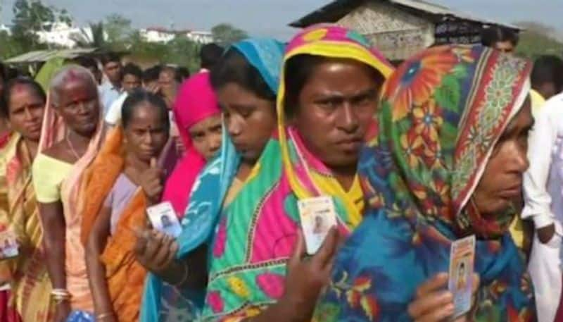 Voting begins in five seats in Assam and one in Manipur Sushmita Dev in fray