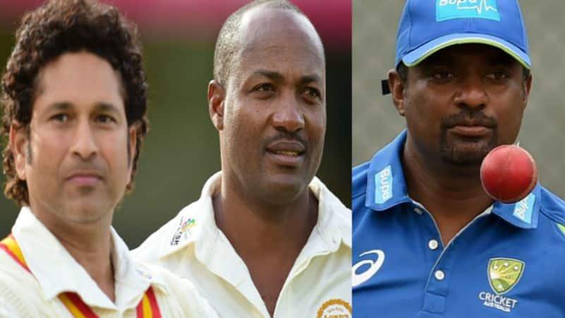 Sachin Tendulkar Brian Lara play new T20 tournament India