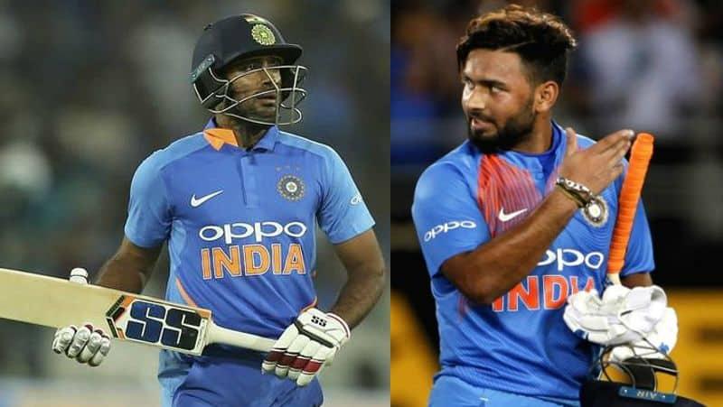 Ambati Rayudu, Rishabh Pant, Navdeep Saini named standbys for World Cup 2019
