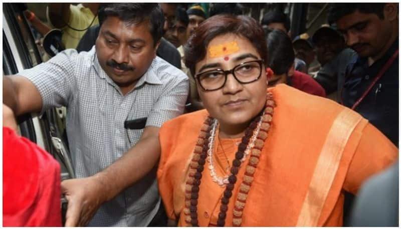 Petition to bar Sadhvi Pragya Singh Thakur from polls dismissed as security increased to Z category