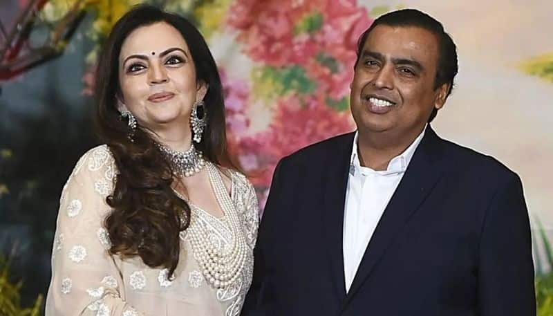 Flashback Friday Nita, Mukesh Ambani share their interesting love story