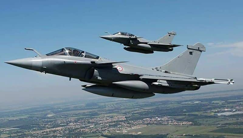 France will hand over rafale fighter plane in next month