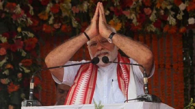 PM Modi alleged Mamata Banerjee to promote appeasement in west bengal