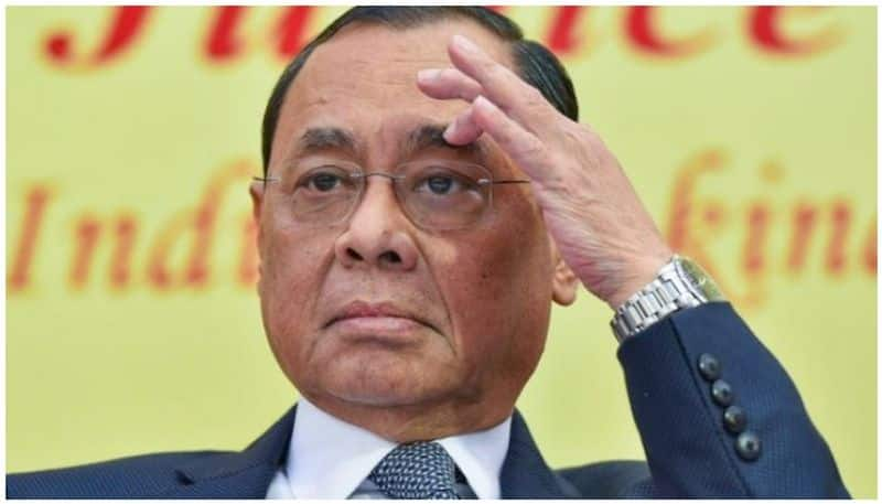 Who does not want CJI Ranjan Gogoi to hear these 4 cases?