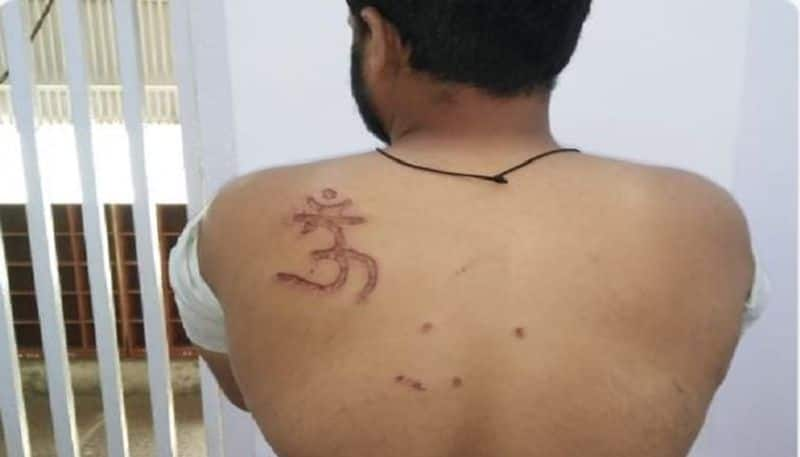 Muslim Inmate in Tihar Branded With Om Symbol By Jail Superintendent
