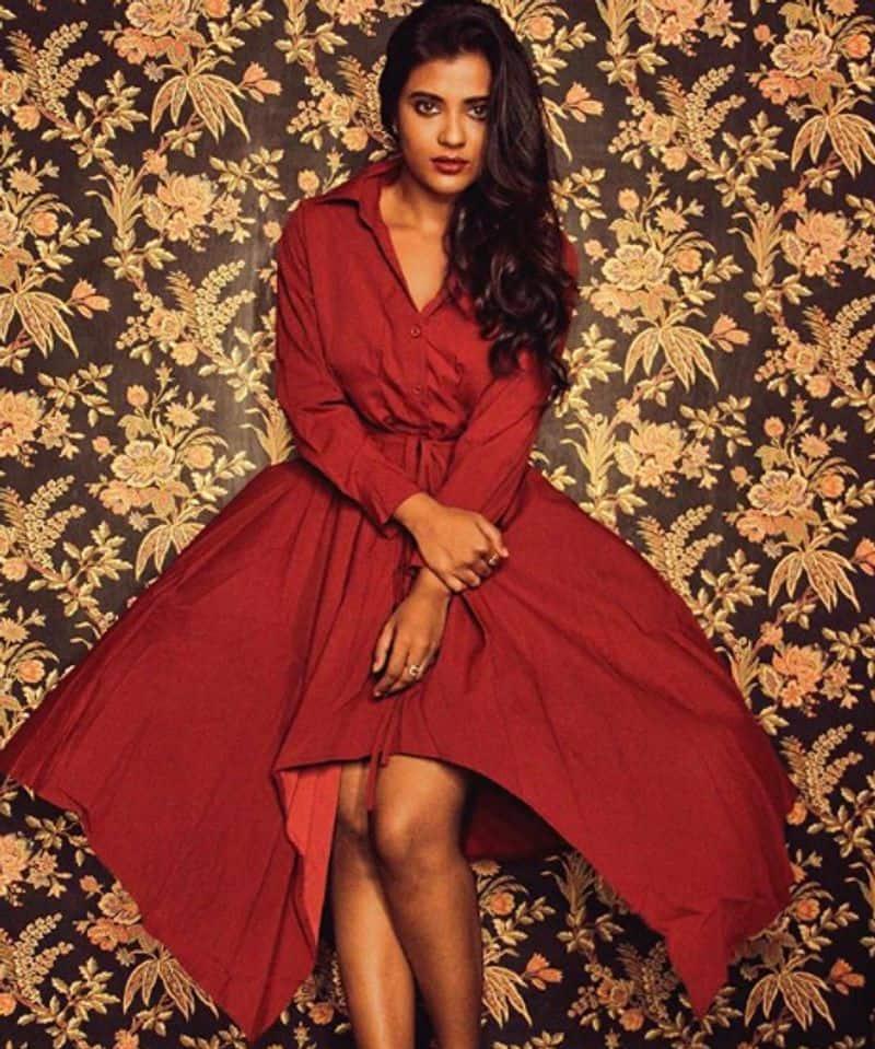 actress aishwarya rajesh photo shoot