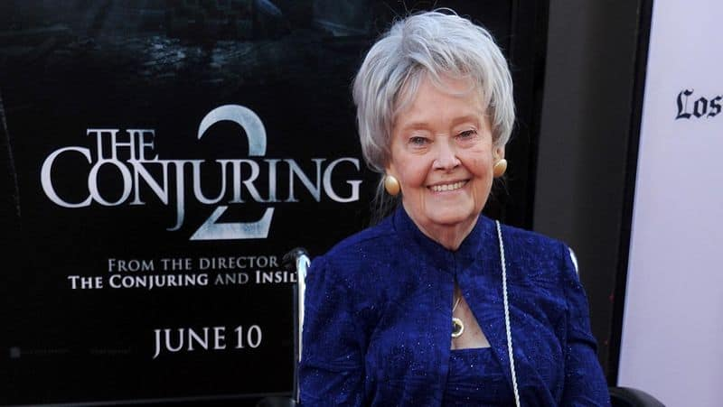 'The Conjuring' team condoles death of paranormal investigator Lorraine Warren