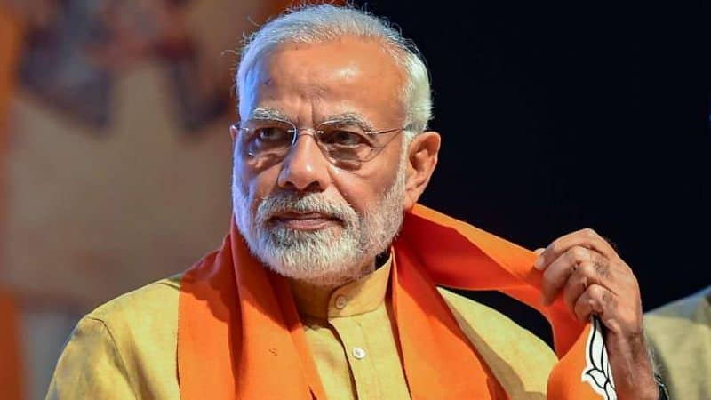 NDA government has taken strong action against terrorists: Modi
