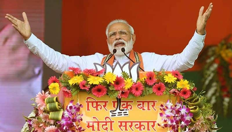 PM Modi at Patan: Either I will be alive or terrorists