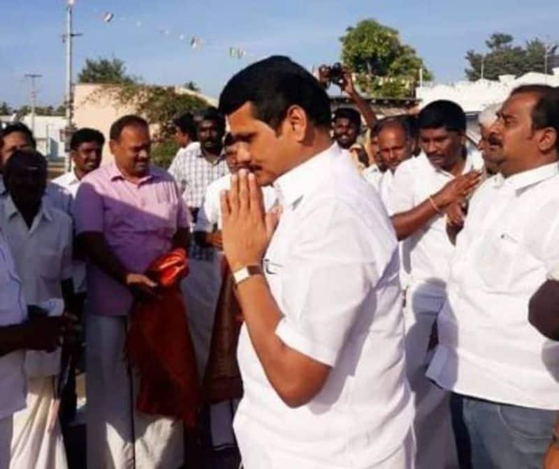 DMK candidate senthil balaji Joke