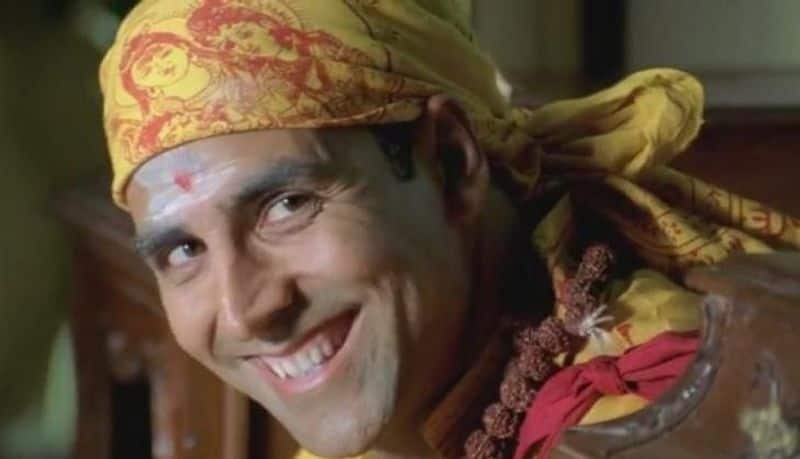 Akshay Kumar to be possessed by a transgender ghost