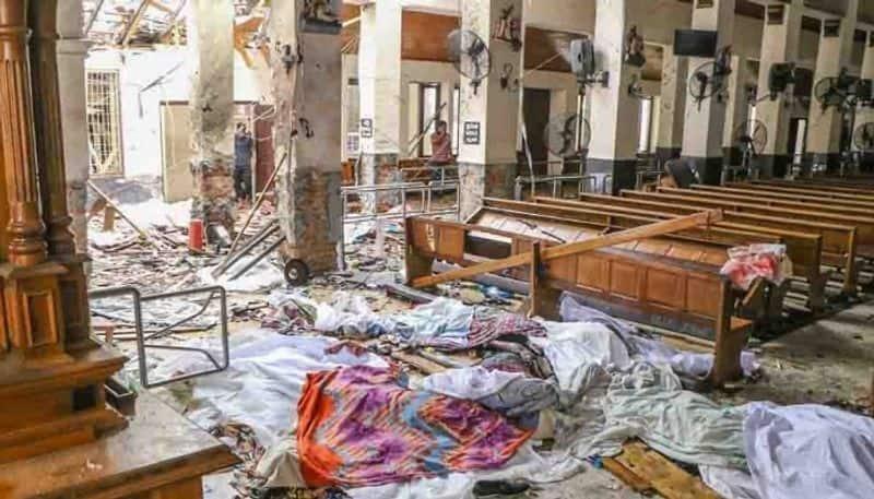 Sri Lanka blasts Indian woman among those killed seven arrested