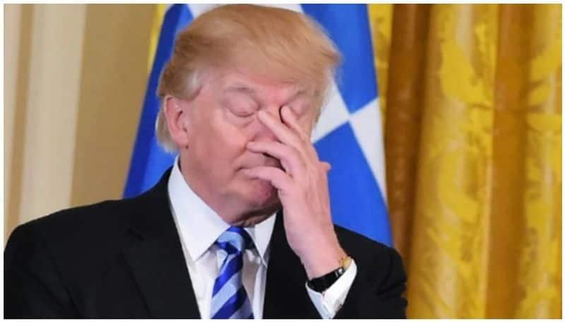 Embarrassed Trump deletes second awkward tweet on Easter Day terror attack on Sri Lanka