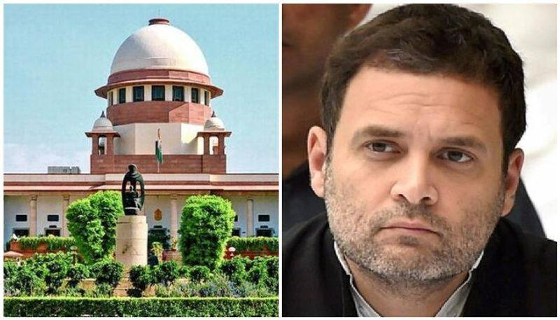 Congress president Rahul Gandhi tenders unconditional apology to Supreme Court