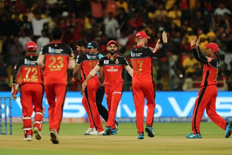 CSK vs RCB two factors that swung the game in Bangalores favour