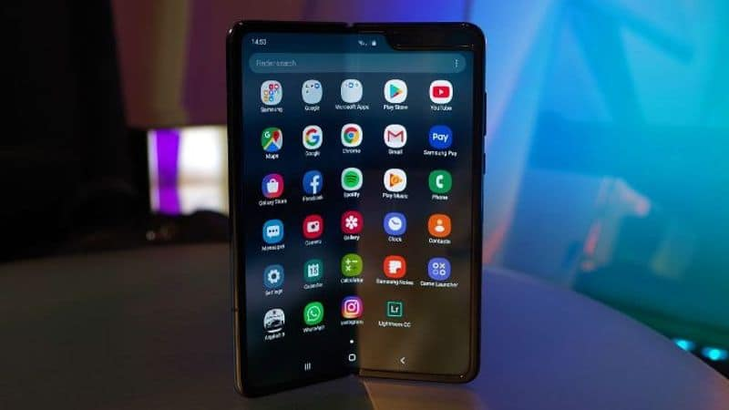 Samsung Galaxy Fold Smartphone Could Launch in India In May
