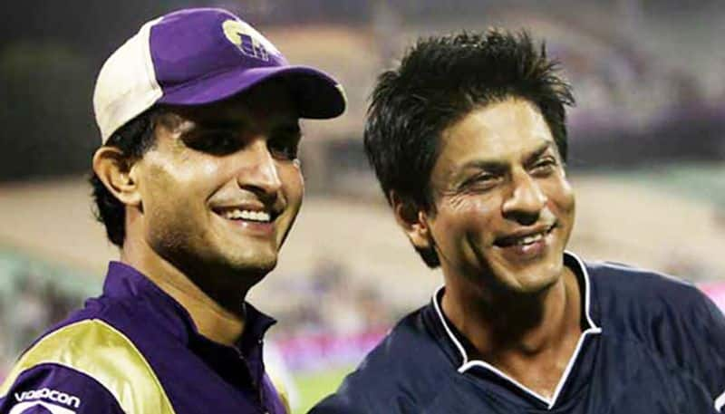 IPL Throwback Here's why Sourav Ganguly called Kolkata Knight Riders owner Shah Rukh Khan a 'toothache'