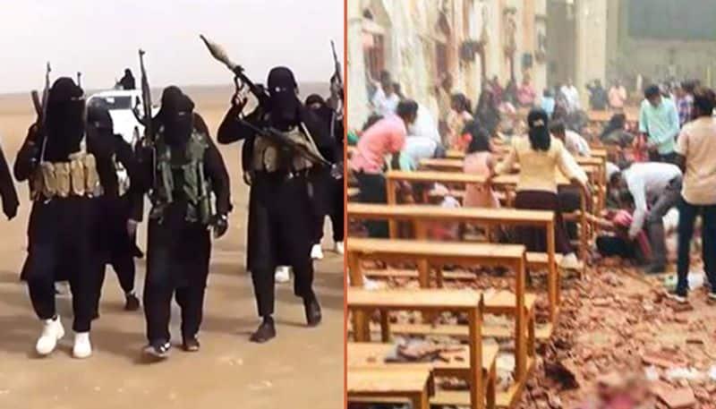 Sri Lanka blasts ISIS claims responsibility