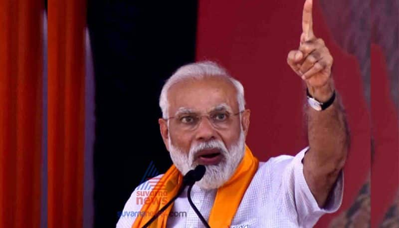 Congress hasnt announced Rahul Gandhi as PM face fearing imminent defeat by Modi