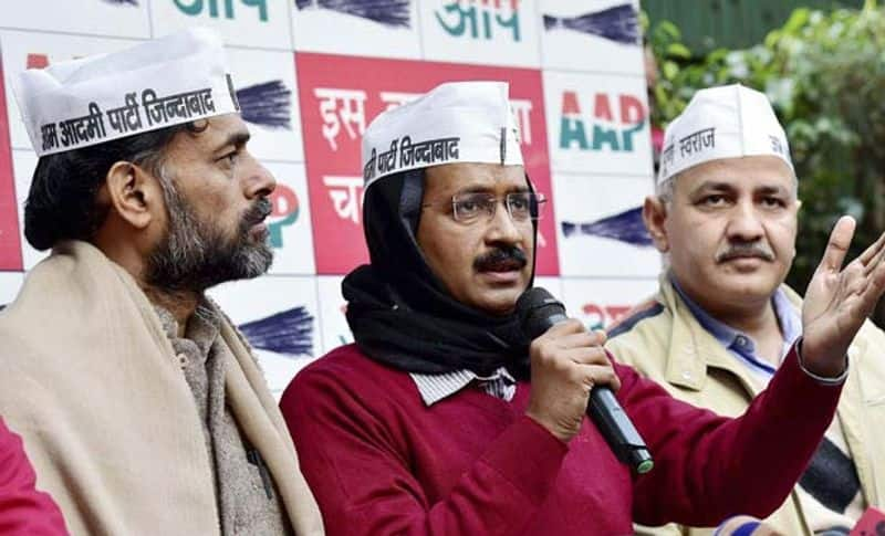 Delhi court cancelled nbw against delhi cm kejriwal and deputy cm sisodia