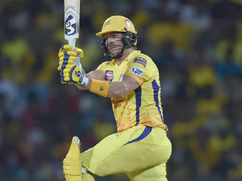 shane watson say thanks to fleming and dhoni