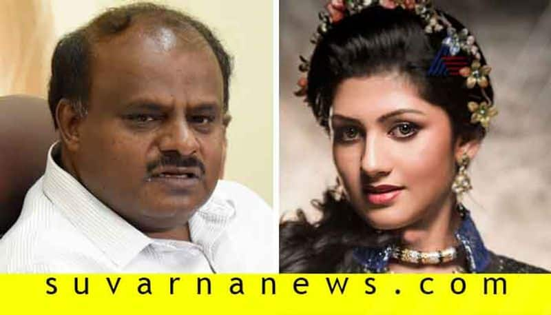 Complaint Against HD Kumaraswamy For Not Giving Information About His Second Wife in Affidavit