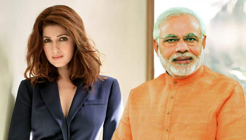 PM Stumps Akshay Kumar With Mention Of His Wife Twinkle khanna