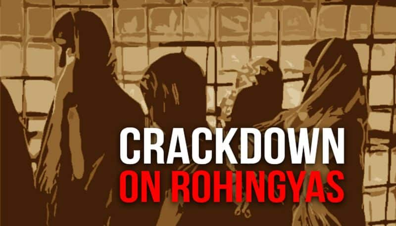 India continues to bear down on Rohingyas, five girls en route to Assam arrested