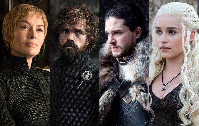 Game of Thrones showrunners strike exclusive film, TV deal with Netflix
