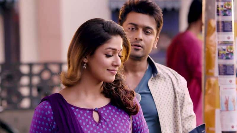 nayanthara hate the chitra character in kajini moive