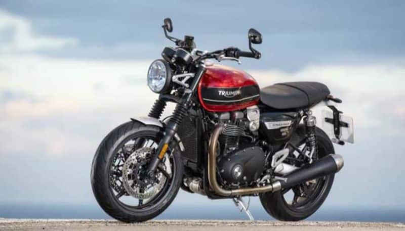 Triumph Speed Twin pre bookings open in India