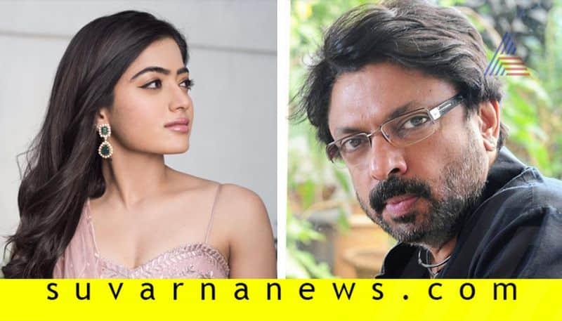 Rashmika Mandanna gets offer from Sanjay Leela Bansali movie