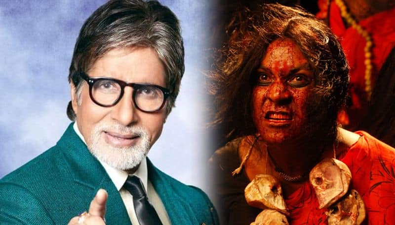 Is Amitabh Bachchan the viral transgender in Kanchana 2 remake?