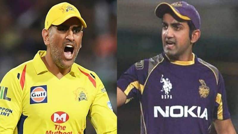 Dhoni Should bat up the batting order says Gautam Gambhir