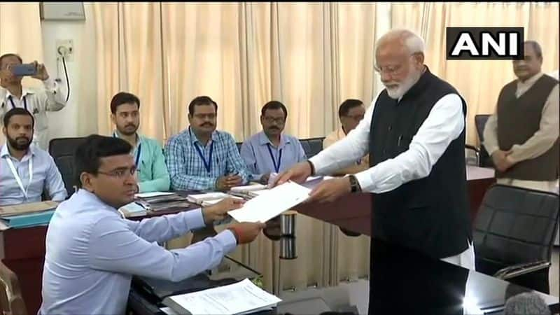 PM Narendra Modi Selects Different Proposers For Filing Nomination in Varanasi